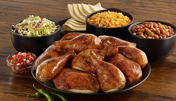 El Pollo Loco Platter