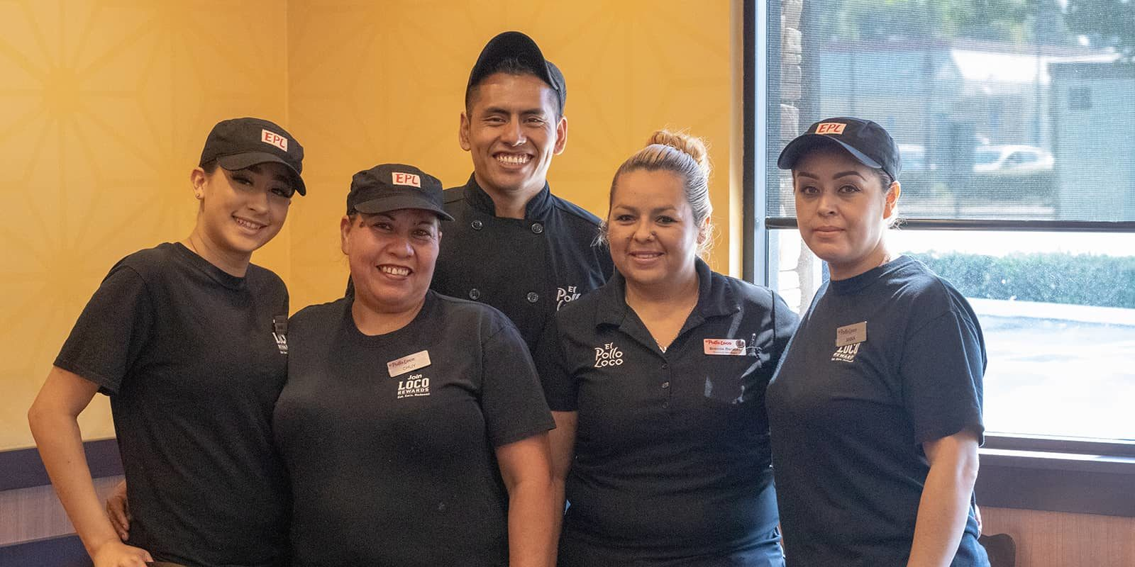 El Pollo Loco Group of 5