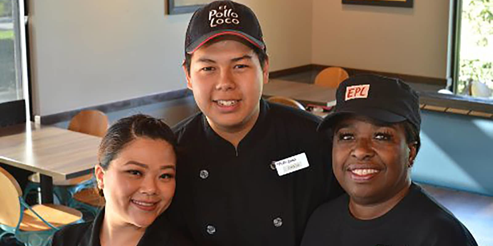 El Pollo Loco 3 Crew Members
