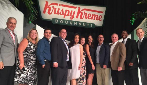 Krispy Kreme Event