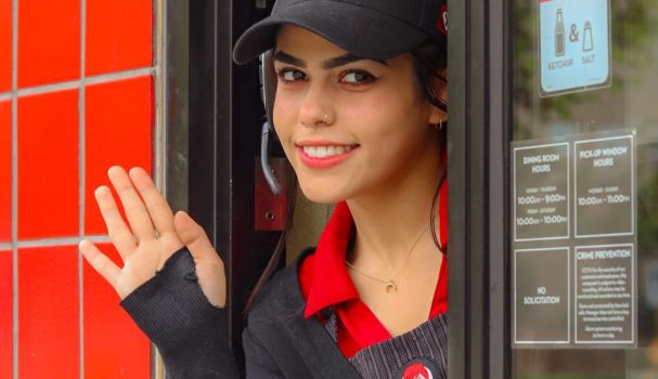 Wendy's DriveThru Employee